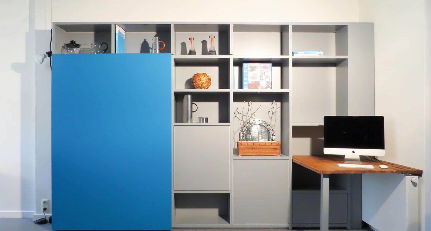Container design boekenkasten: een exclusief ontwerp - Cespo
