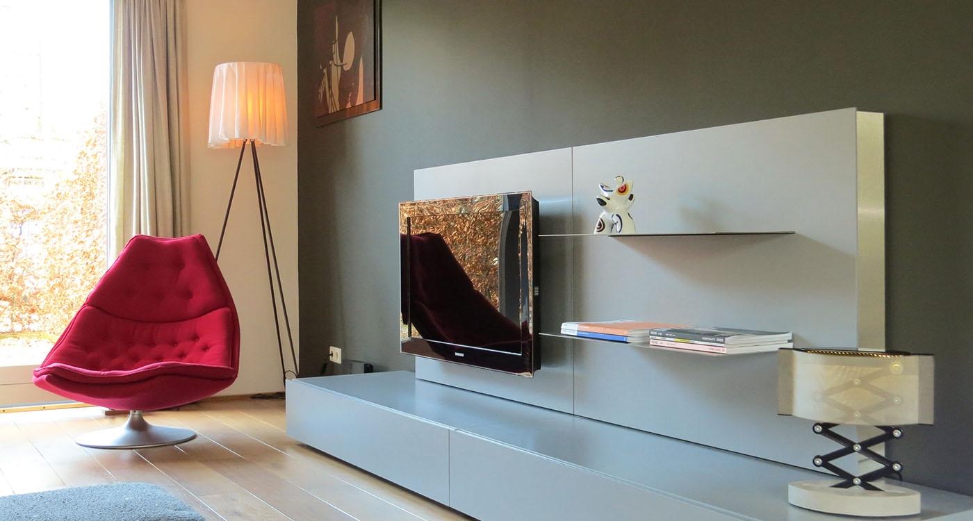 Design Tv Kast : Medium box design tv meubel op maat voor jou cespo