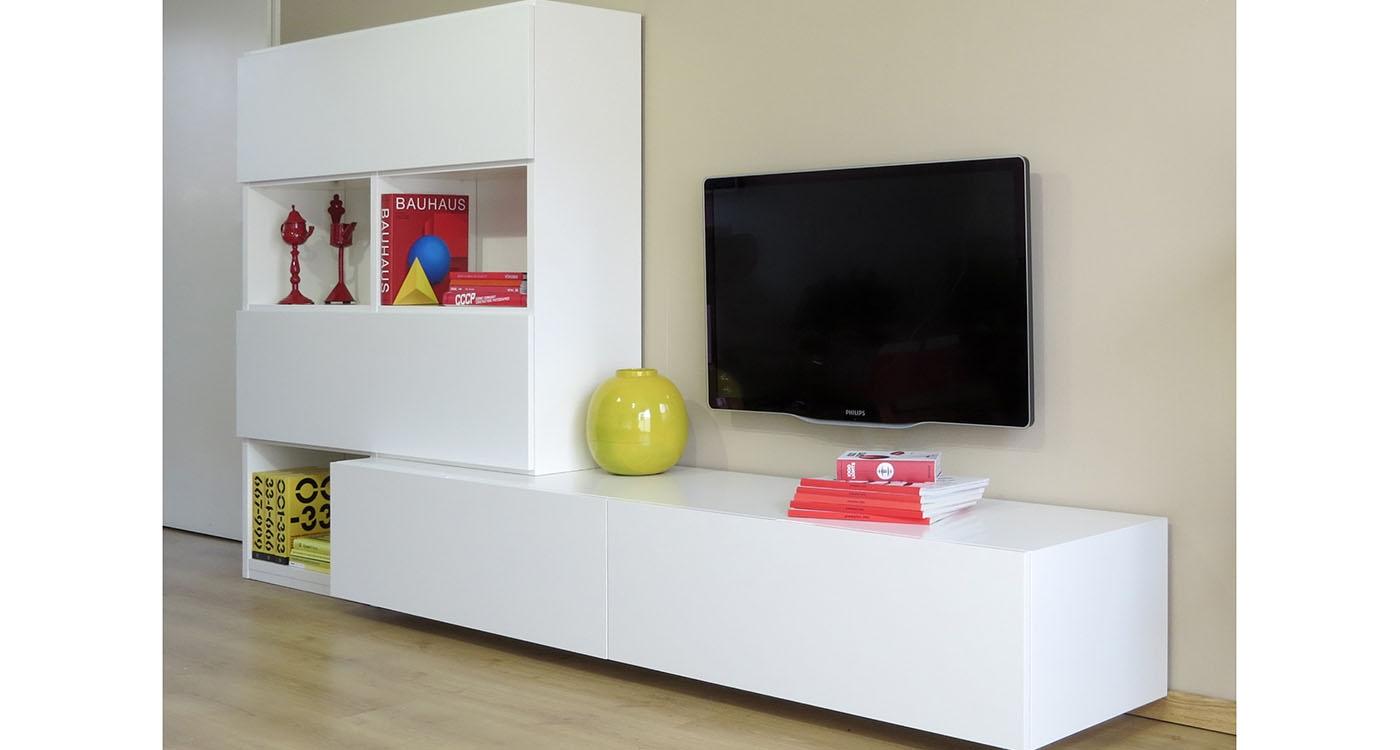 Medium Box: design tv-meubel, op maat voor jou - Cespo